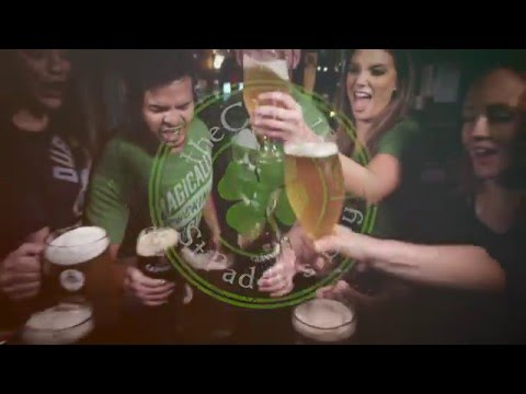 Two Sexy Irish Lasses Get Into Some Whiskey-Flavored Revelry with theCHIVE