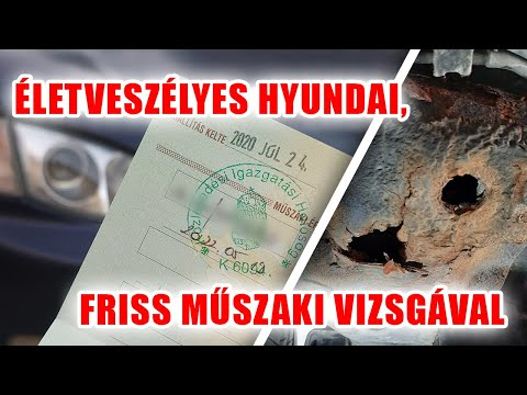 Mocskos titkok 1.: Életveszélyes Hyundai, friss műszaki vizsgával thumbnail