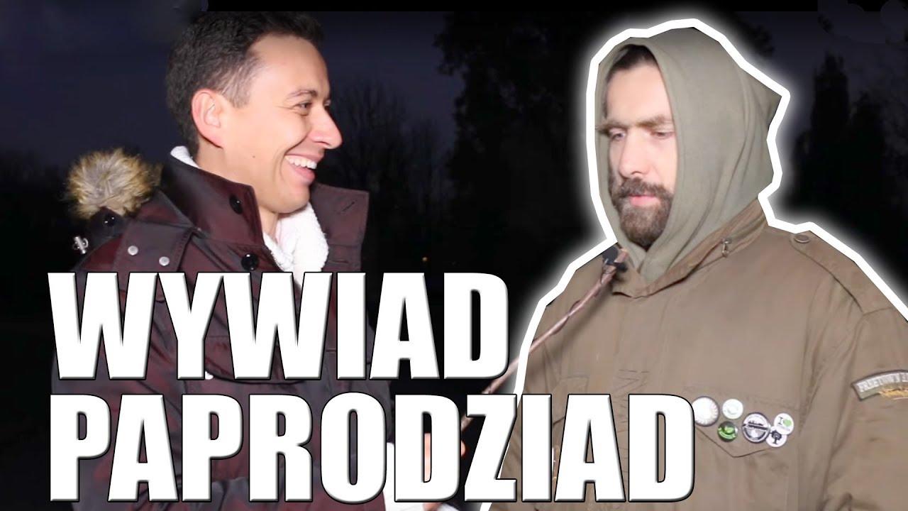 """Wywiad z Włodkiem """"Paprodziadem"""" Dembowskim"""