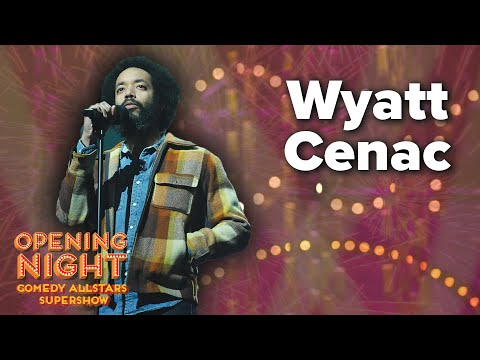 Wyatt Cenac- 2015 Opening Night Comedy Allstars Supershow