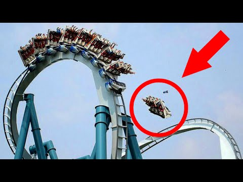 5 Deadly Roller Coaster Disasters