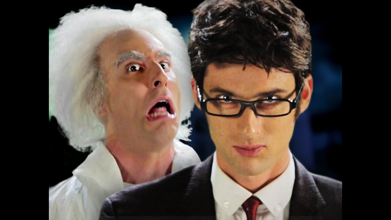 dr house face meme. doc brown vs doctor who epic rap battles of history season 2 youtube dr house face meme