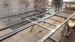Drzwi #Loft #Industrial Krzysztof Szatas szatasschody 500116692  Warszawa nip53112828