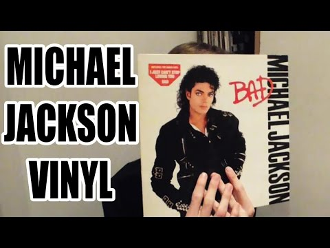 Michael Jackson Vinyl Collection