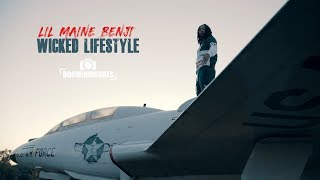 Lil Maine Benji - Wicked Lifestyle (Official Music Video) shot by @BoominVisuals