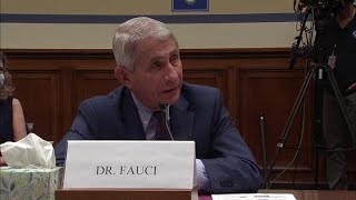 Dr. Anthony Fauci: No placebo-controlled trial has shown hydroxychloroquine is effective