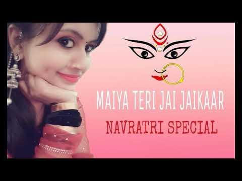 MAIYA TERI JAI JAIKAAR | ARIJIT SINGH | Female Cover Version | Roshni Gupta |Navratri Special