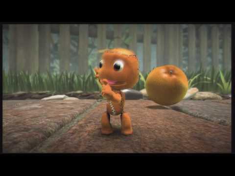 Little Big Planet - The Annoying Orange