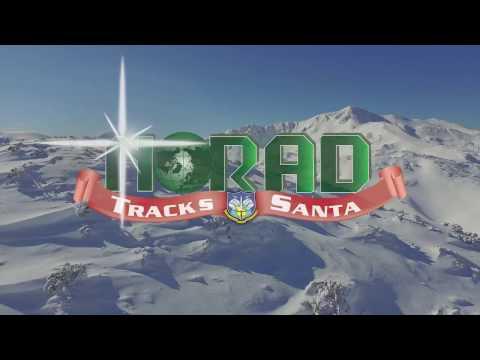NORAD Tracks Santa 2016
