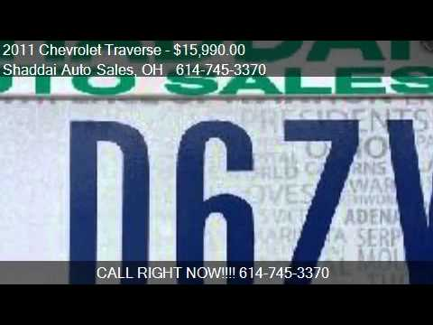 2011 Chevrolet Traverse LS 4dr SUV for sale in Whitehall, OH