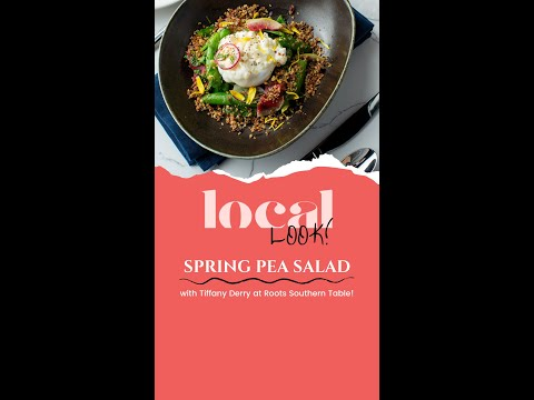 local look | top chef's tiffany derry teaches us how to make a salad from her new restaurant!