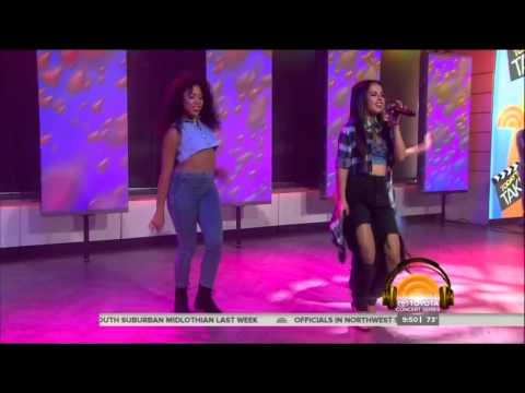 Becky G  Performs 'Shower' on Today Show