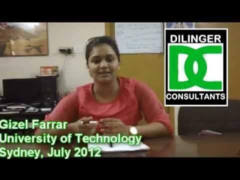 DILINGER CONSULTANTS - Gizel Farrar - University of Technology Sydney (UTS) - AUSTRALIA