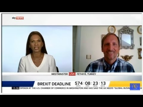 Brexit fallout: UK must stop the bluster - Gina Miller vs the Bruges Group