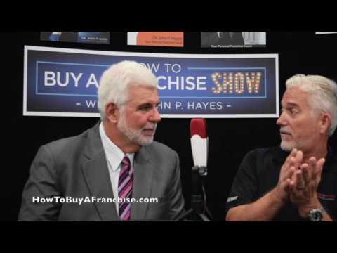 From auto sales to computer sales via franchising