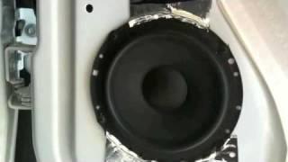 JL Audio HD amp, Avic-Z110bt Chevy Truck install