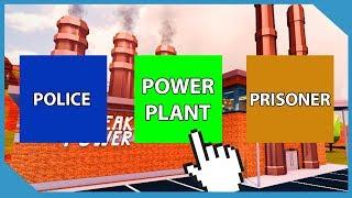 *NEW* Power Plant Robbery In Roblox Jailbreak Update