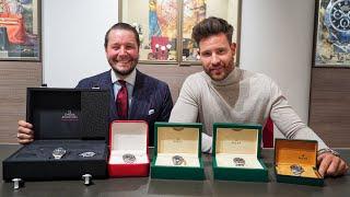 Top 5 Luxusuhren für Einsteiger! Rolex / Omega