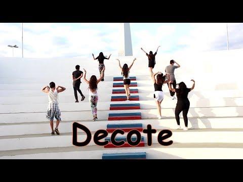 Decote - Preta Gil ft. Pabllo Vittar (Coreografia Oficial)