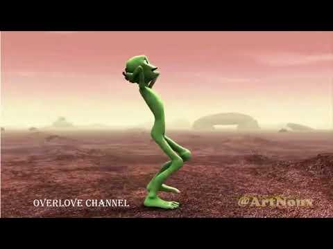 Yeşil Uzaylı Dansı(Demet Akalın-Çalkala)