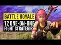 Fortnite Battle Royale | 12 Combat Strategies for 1 Versus 1 Fights