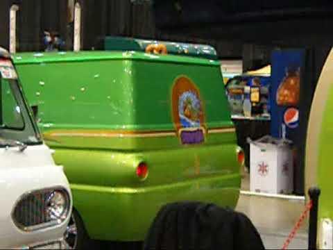 Dodge Ford Custom Vans IX Center Car Show YouTube - Ix center car show 2018