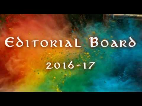 Carnivalia 2017 - MCODS Mangalore Editorial Board