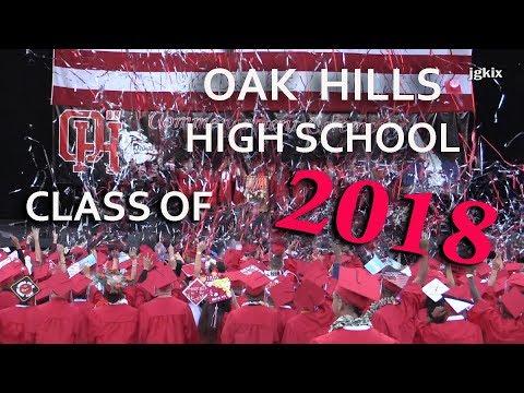 Oak Hills High School Class of 2018