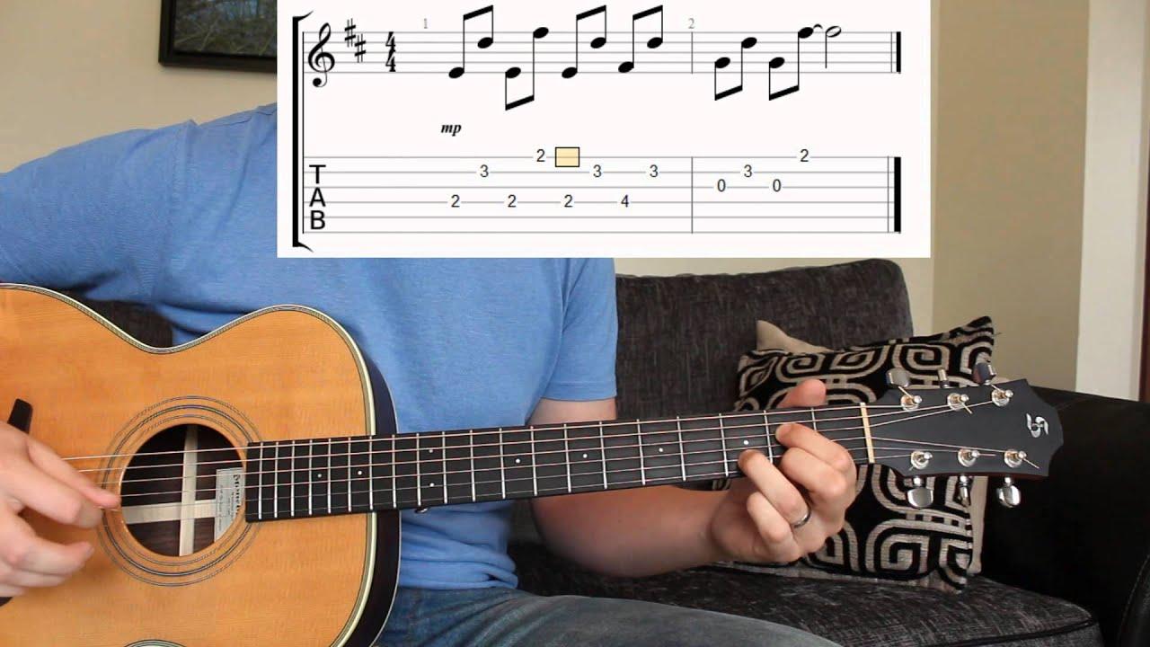 partition guitare 5sos amnesia