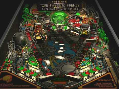 Pro Pinball: TimeShock! Gameplay Video