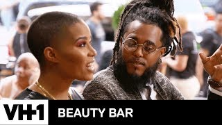 Can Vee & Notik Resolve Their Issues w/ Princess & Rell Peacefully? 'Sneak Peek' | VH1 Beauty Bar