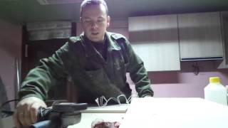 Как врезать сенсорный выключатель