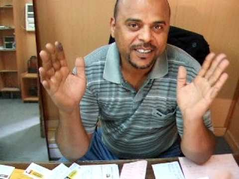 Iran :: Polydactyly, Hosseyn, the man with 12 fingers
