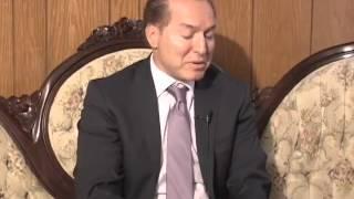 Peter F. Vallone Jr With Luis Jimenez Presenta