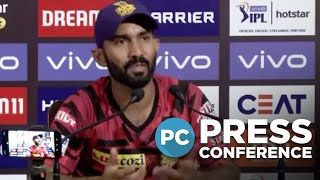 Better if I think lesser about the World Cup - Dinesh Karthik