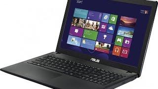 видео Обзор и технические характеристики ноутбука ASUS X54HR
