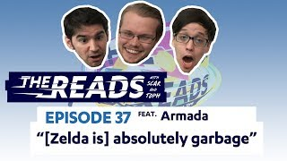 Video Armada Talks Sh*t || The Reads Episode 38 ft. Armada download MP3, 3GP, MP4, WEBM, AVI, FLV Januari 2018
