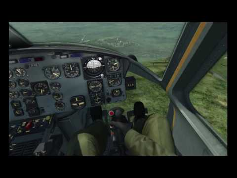 DCS (Oculus Rift CV1)  Huey Cargo Lifting.