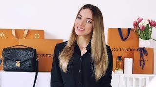 Покупки в Louis Vuitton 🛍Обзор сумки Pochette Metis, парфюм LV Turbulences