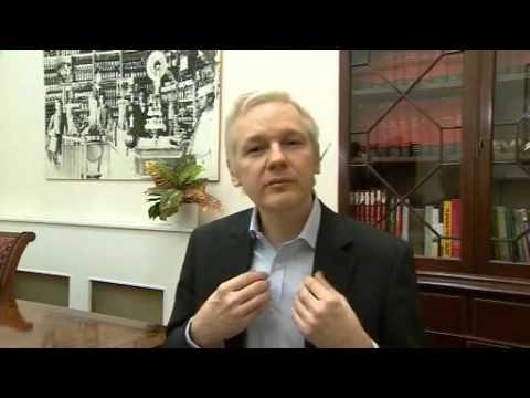 Zeinab Badawi's full interview with Julian Assange