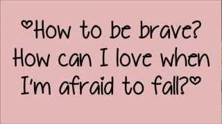 Glee - A Thousand Years (Lyrics) HD