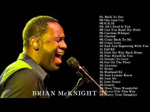 Brian Mcknight Best Song ||| Brian Mcknight Greatest Hits Normal Speed