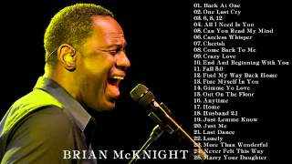 Brian Mcknight Best Song ||| Brian Mcknight Greatest Hits Normal Speed