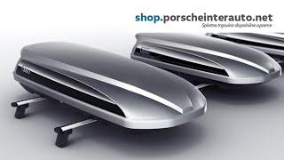 Originalni Audi strešni kovčki | Porsche Inter Auto