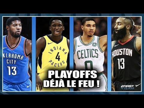 PLAYOFFS / C'EST DEJA LE FEU ! First Talk Playoffs NBA #48