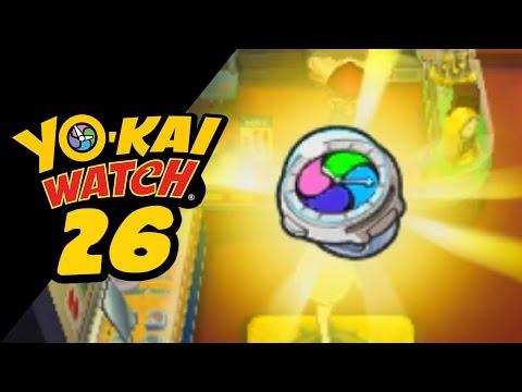 YO-KAI WATCH #26 - LE RANG A !!