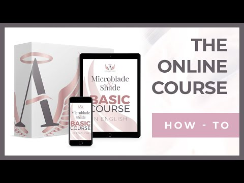 A Walk Through Of The Online Course! Beauty Angels Academy USA |