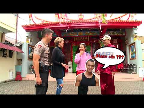RUMPI - Nanyain Polisi Ganteng Tentang Nikita 6/11/17 Part 2