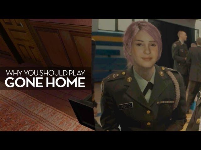 This is Why You Should Play Gone Home Right Now