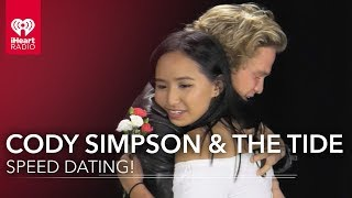 Cody Simpson Speed Dates With A Lucky Fan! | Speed Dating